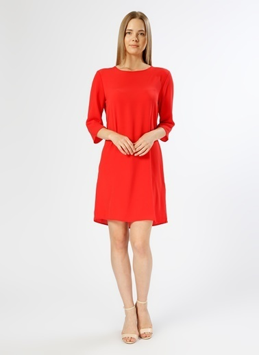 Only Elbise Kırmızı